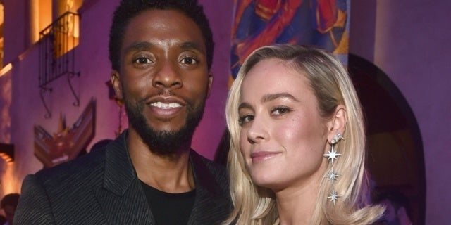 Chadwick-Boseman-Brie-Larson-Captain-Marvel-Premiere-Getty-Header