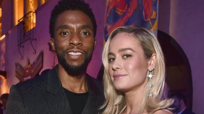 Chadwick-Boseman-Brie-Larson-Captain-Marvel-Premiere-Getty-Header