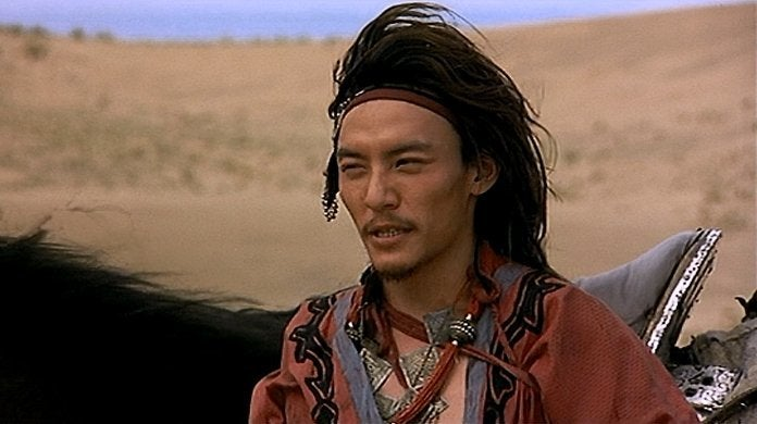 Chang Chen Crouching Tiger Hidden Dragon