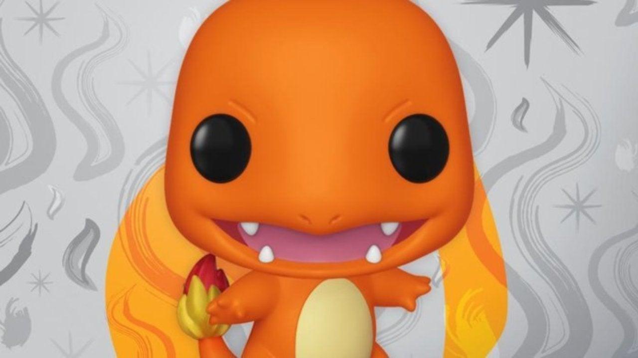 The 'Pokemon' Charmander Funko Pop Figure is Live