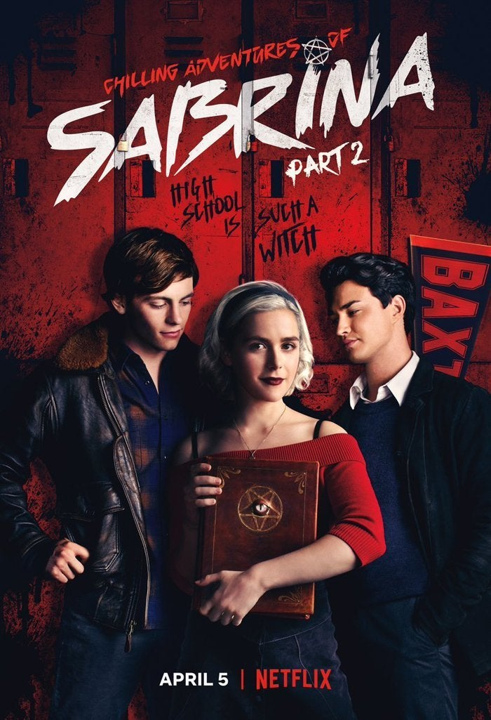 Chilling Adventures Of Sabrina Season 2 Gets New Poster