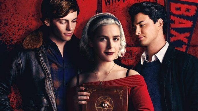 chilling adventures of sabrina poster season 2 header