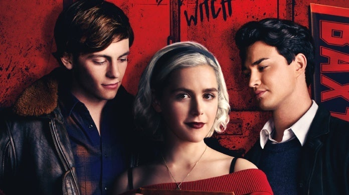chilling adventures of sabrina s2 poster