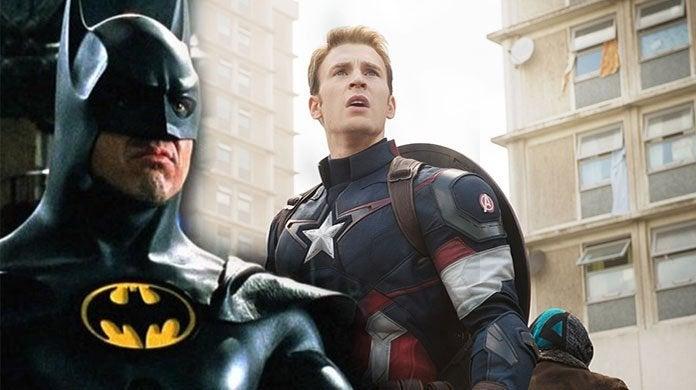 chris evans captain america batman