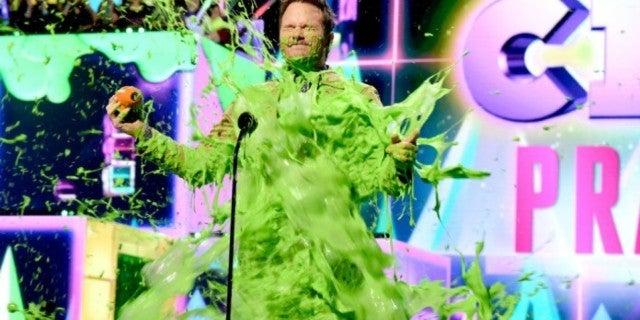 Chris Pratt slimed KCA