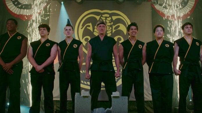 Cobra Kai Season 2 Trailer