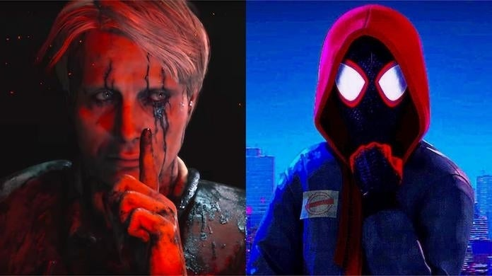 'Death Stranding' Shares Themes With 'Spider-Man: Into the Spider-Verse' Says Kojima