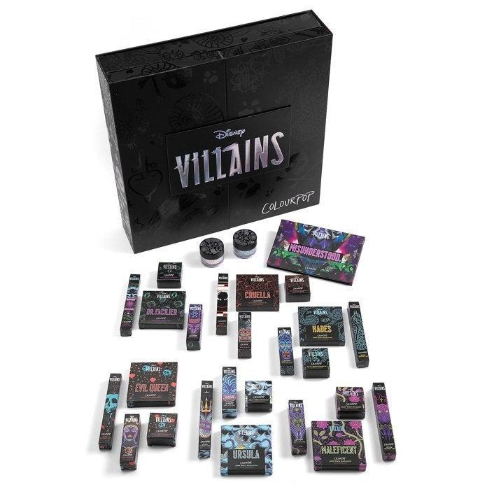 colourpop-disney-villains-collection