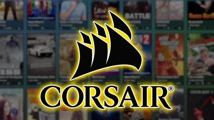 Corsair Game Launcher April Fools' Day
