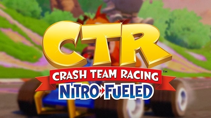 Crash Team Racing Nitro-Fueled PS4 Exclusives