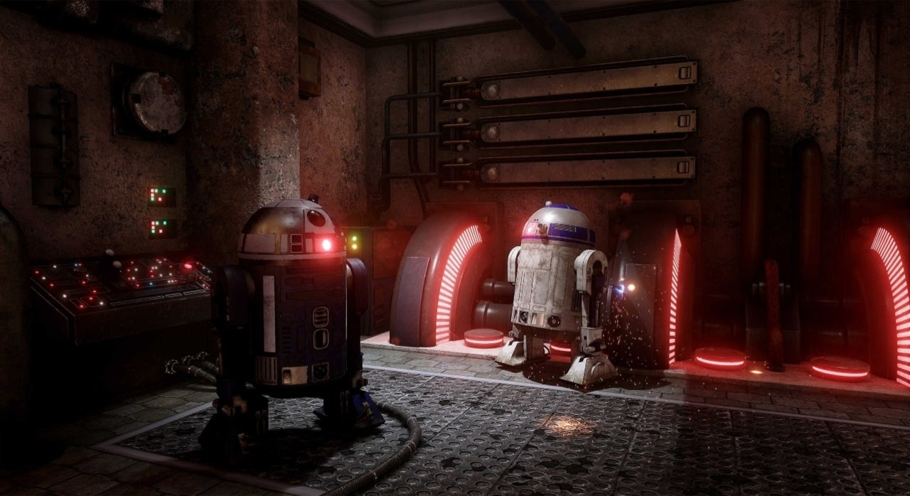 'Star Wars: Dark Forces' Fan Remake Led by Obsidian Dev, Demo Available
