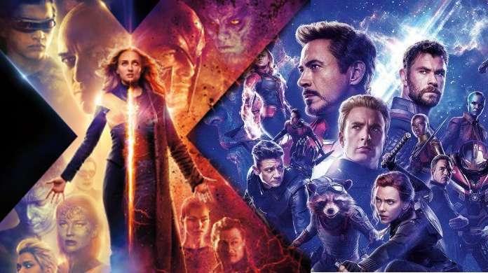 Dark Phoenix Avengers Endgame