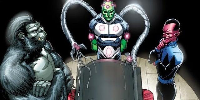 Deathstroke the Terminator (DC)