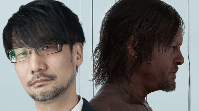 Death Stranding Hideo Kojima Norman Reedus