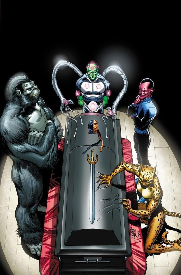 DC Seemingly Confirms Major Villain Death