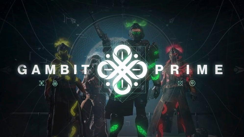 Destiny 2 Gambit Prime Bungie