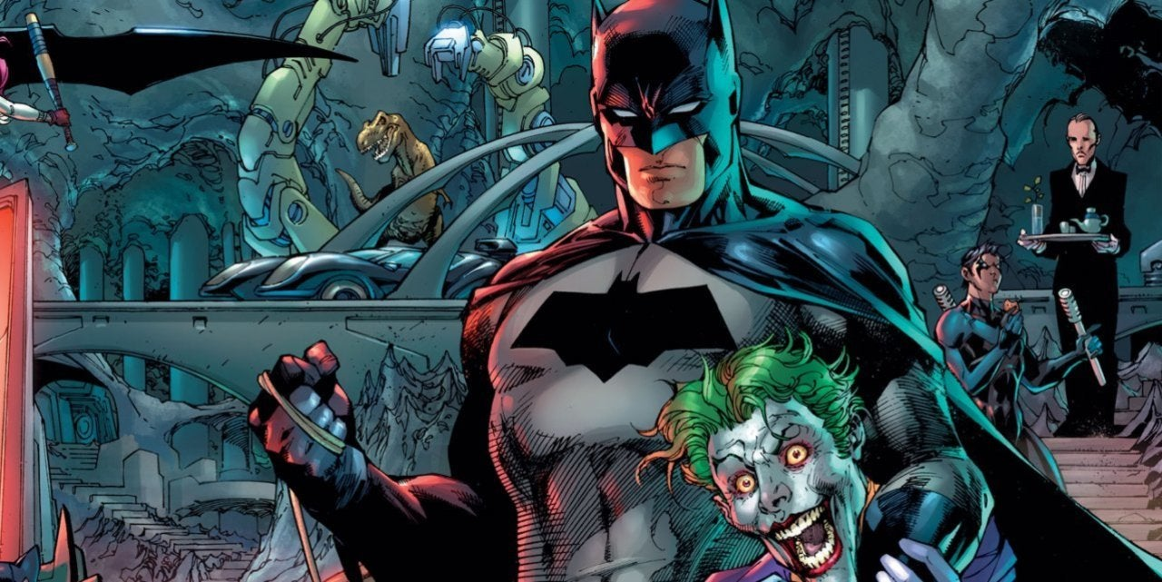 Kevin Smith and Jim Lee Celebrate Batman's 1000th Issue of 'Detective Comics'