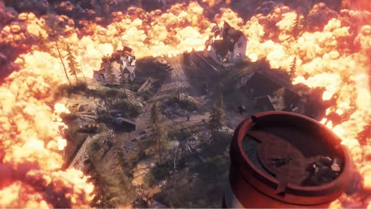 Battlefield V Battle Royale Coming Soon (Finally)