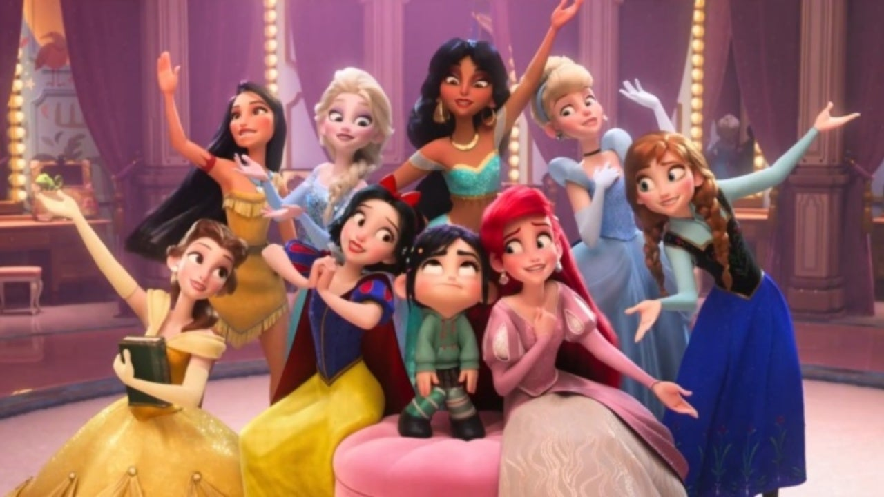 Ralph Breaks The Internet Directors On Potential Of A Disney Princess Crossover Movie