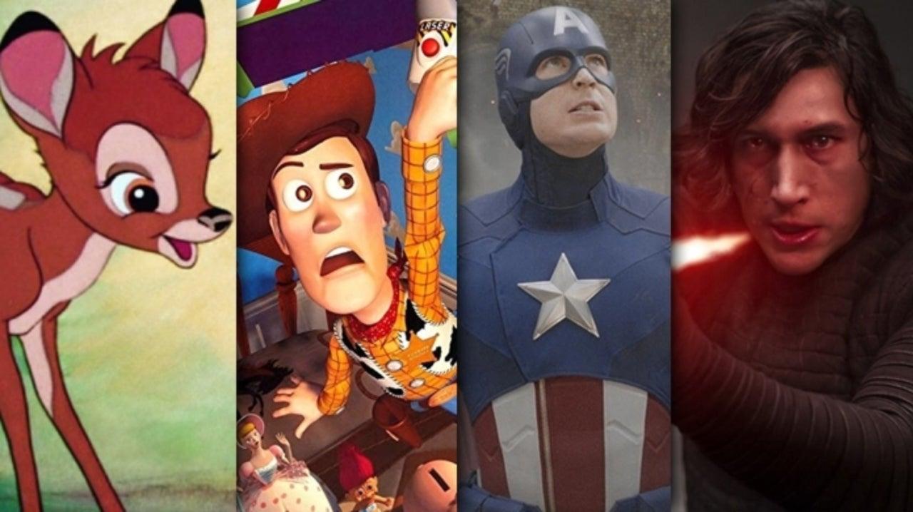 Disney CEO Bob Iger Confirms Disney+ Will Include Entire Disney Film Library