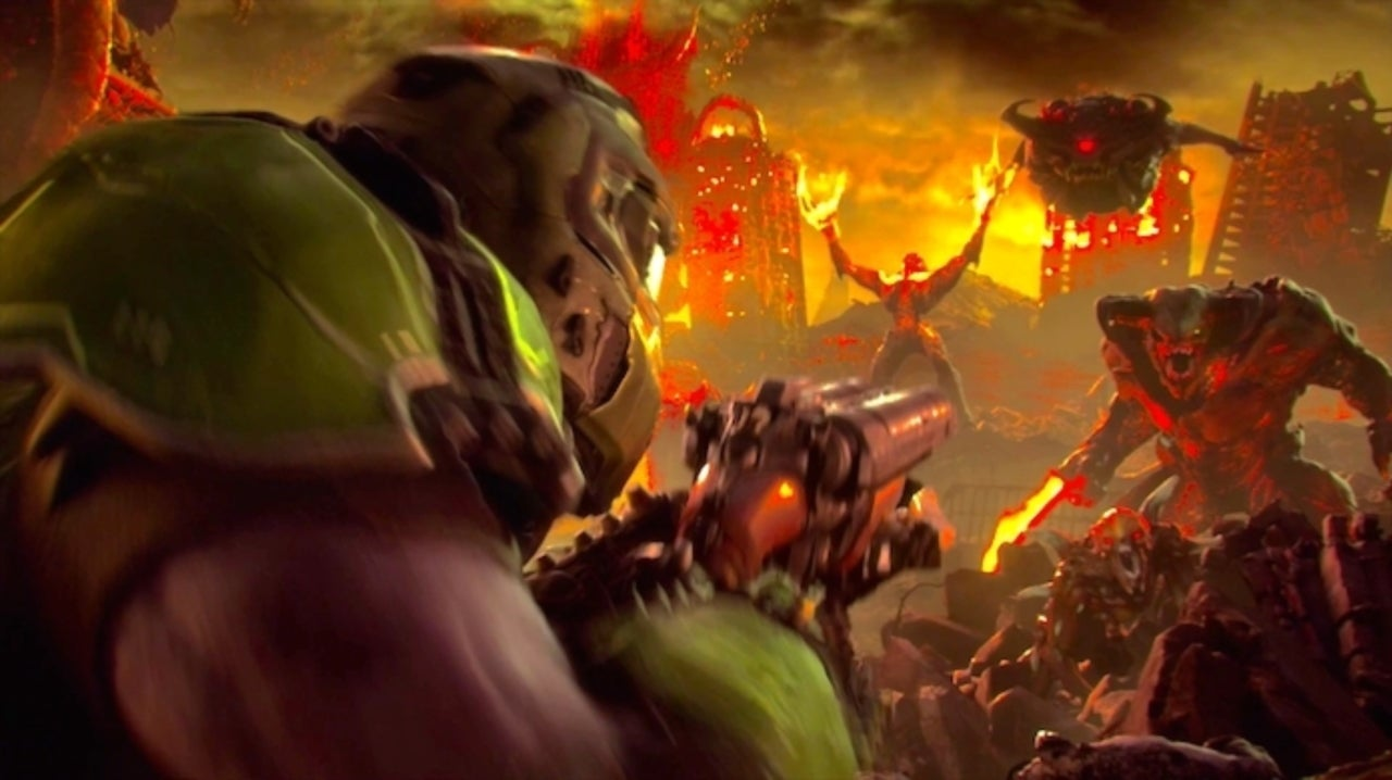 New DOOM Eternal Teaser Trailer Revealed