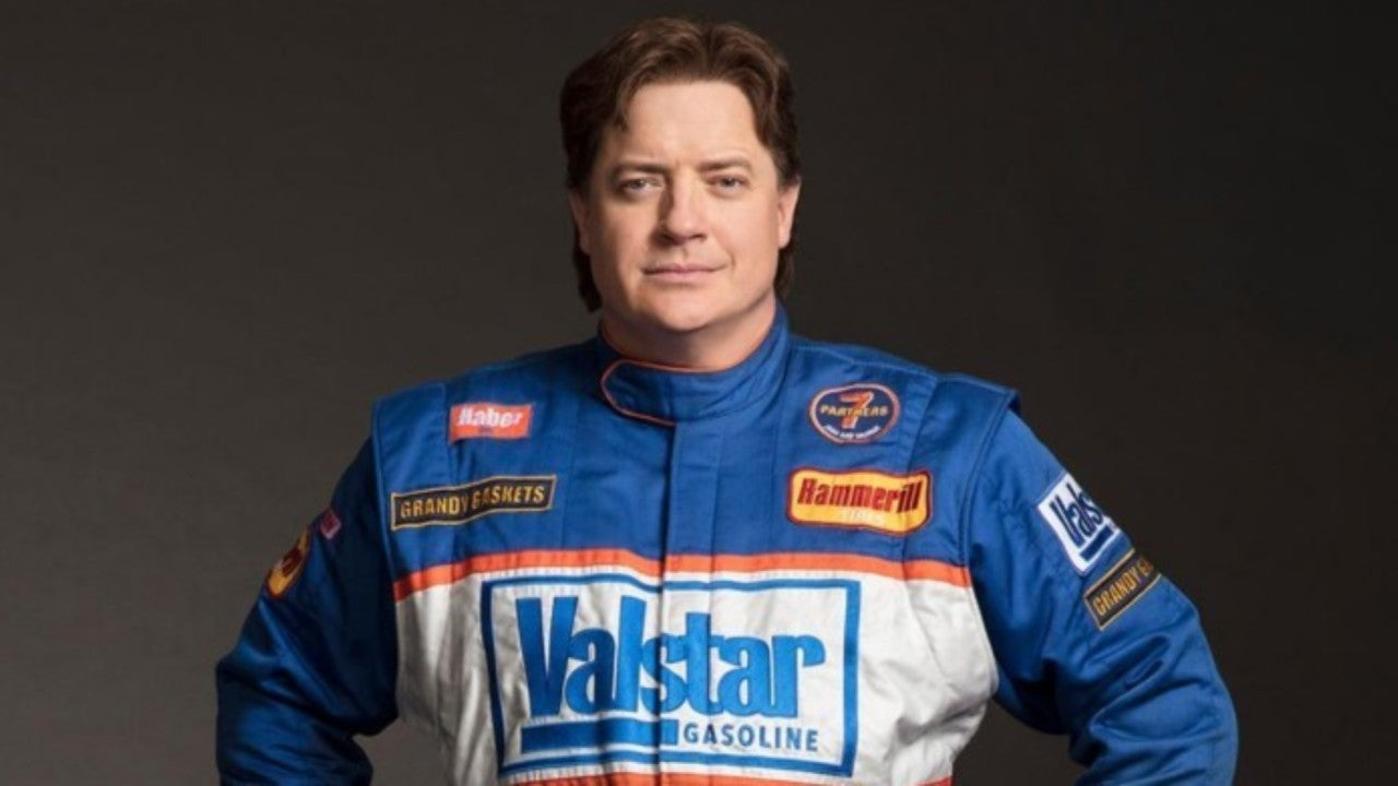 Doom Patrol' Star Brendan Fraser to Drive Pace Car at