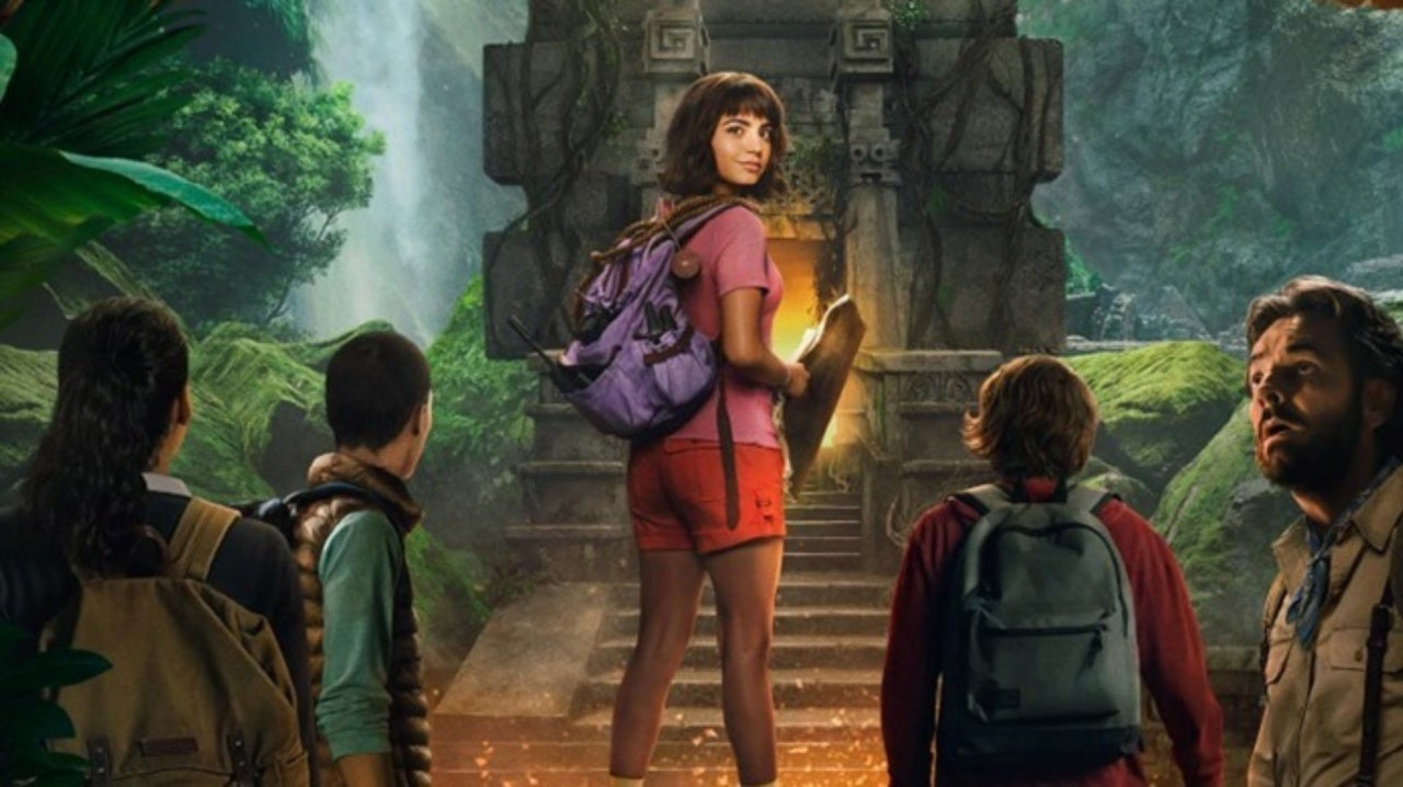 Dora The Explorer Live Action Movie Synopsis Revealed