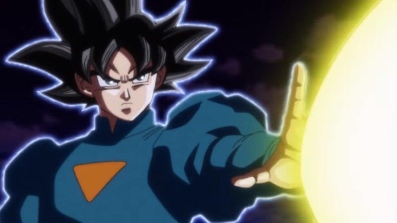 c6a0910cbf  Dragon Ball Heroes  Teases Goku s Ultra Instinct Omen Mastery
