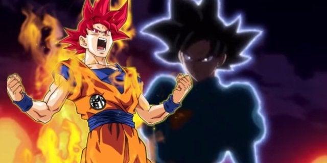 Dragon Ball Heroes Grand Priest Goku Ultra Instinct Omen