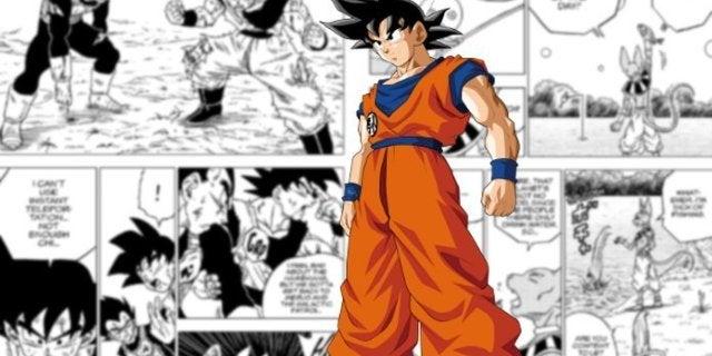 Dragon Ball Super Goku Abandons New Namekians to Die Moro