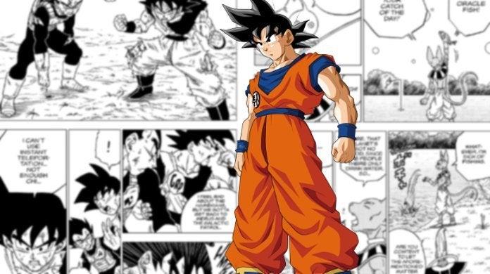 Dragon Ball Super Comics Pdf