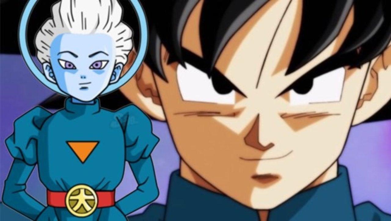 'Dragon Ball' Reveals Goku's Grand Priest Form