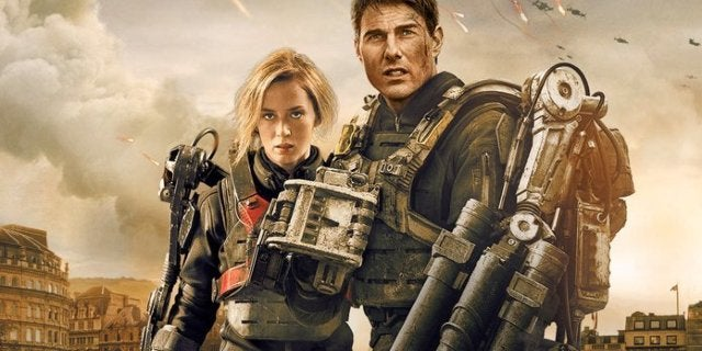 edge of tomorrow sequel tom cruise emily blunt 2014