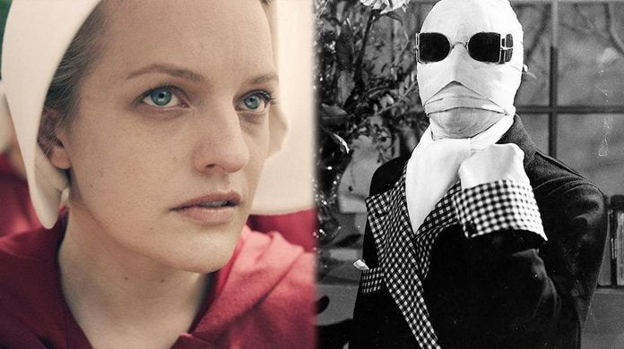 elisabeth moss handmaid's tale invisible man