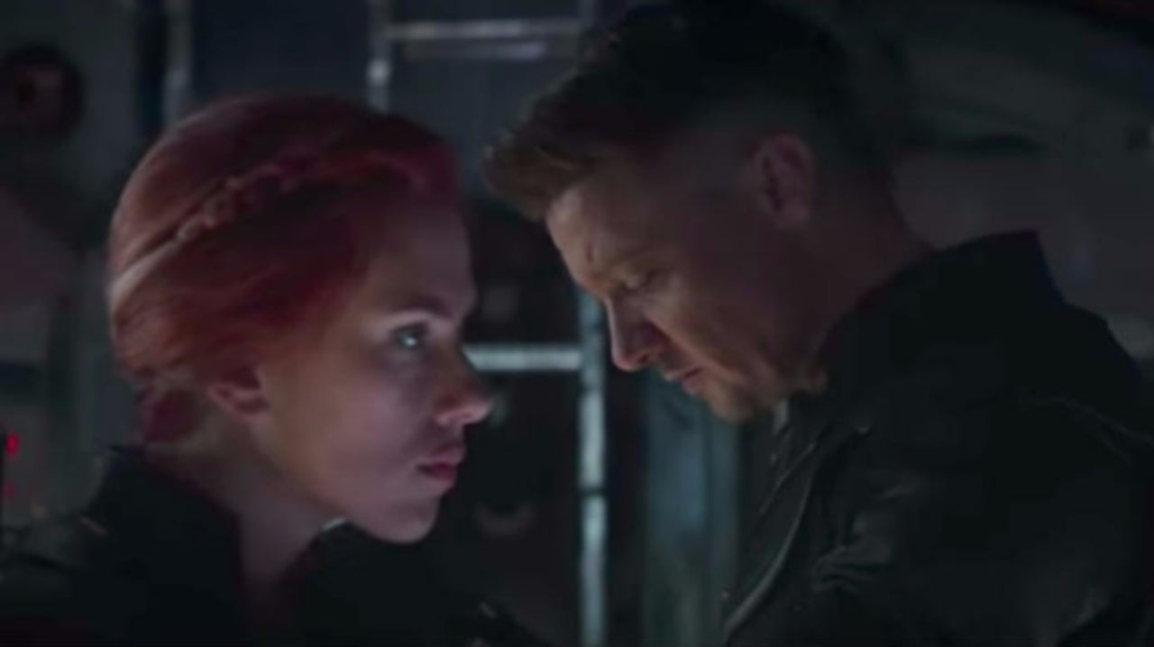 Did 'Avengers: Endgame' Trailer Reveal Black Widow and Hawkeye in Space?