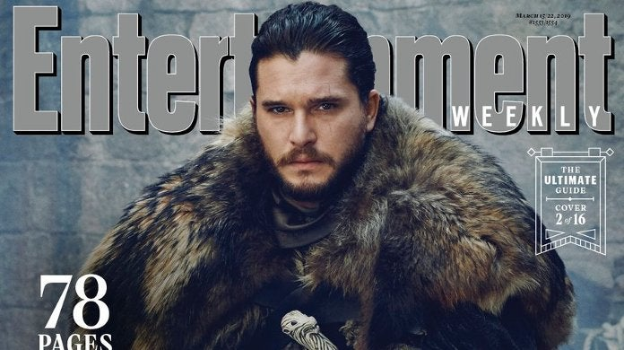 EW Jon Snow Cover