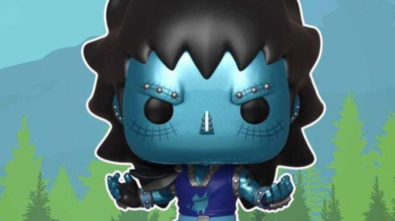 Funko Highlights Exclusive 'Fairy Tail' Steel Gajeel Pop