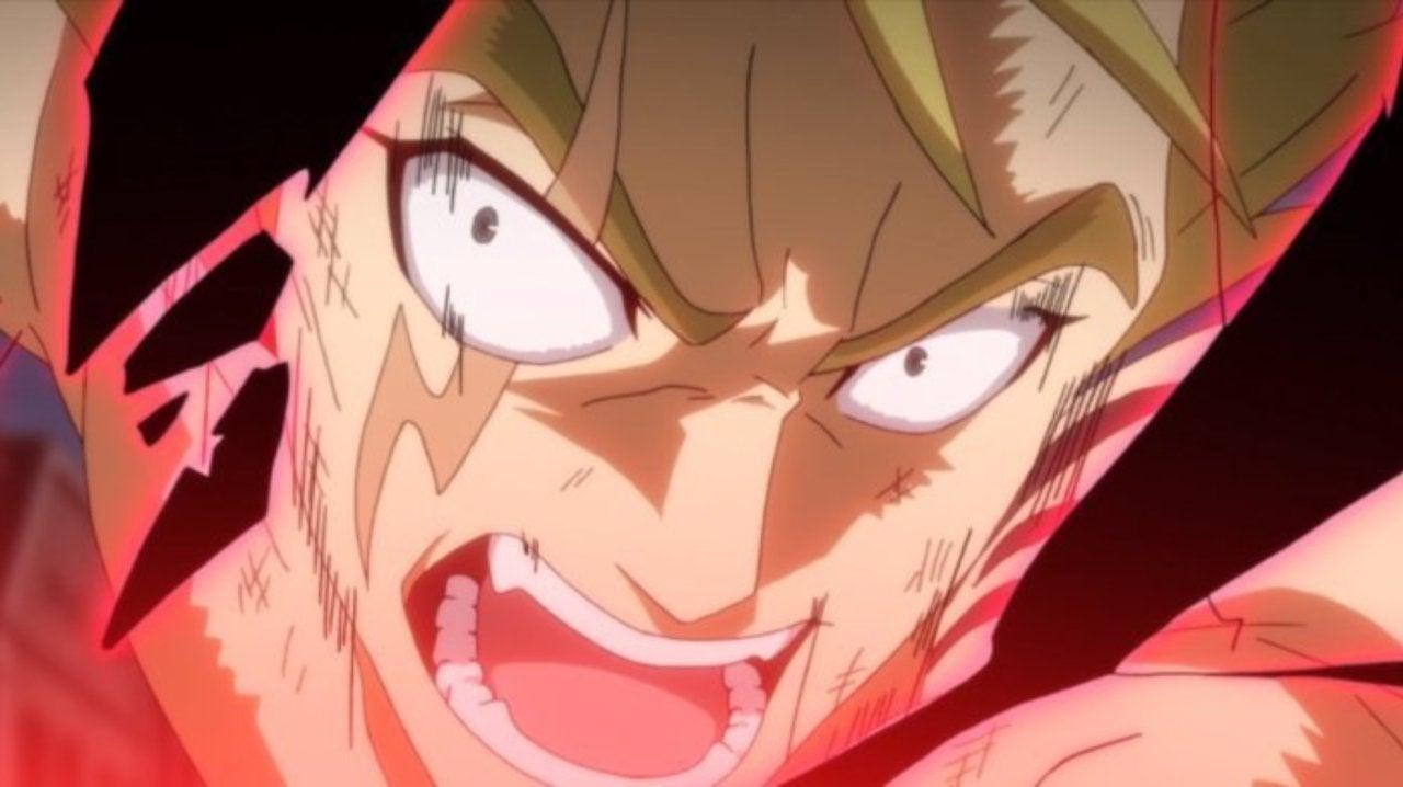 'Fairy Tail' Reveals Laxus' Deadly New Technique