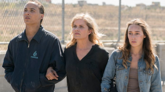 Fear the Walking Dead Clark family