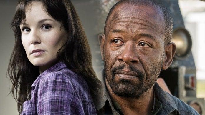 Fear the Walking Dead Sarah Wayne Callies Comicbookcom