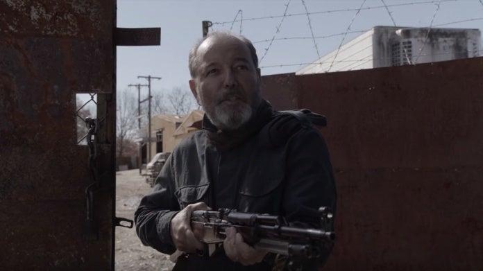 Fear the Walking Dead season 5 Daniel Salazar