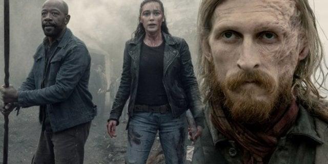 Fear the Walking Dead Season 5 Dwight ComicBookcom