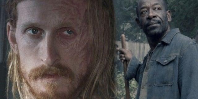 Fear the Walking Dead Season 5 Morgan Dwight