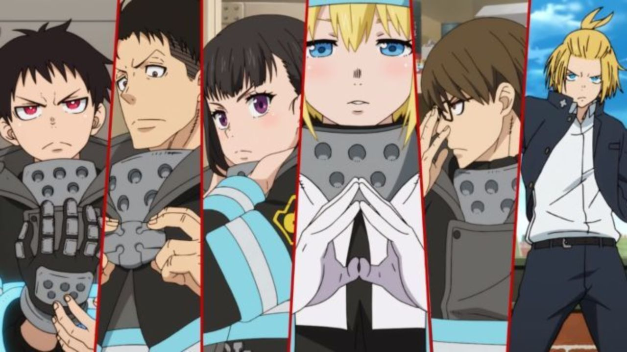 'Fire Force' Anime Burns Screens With Latest Trailer