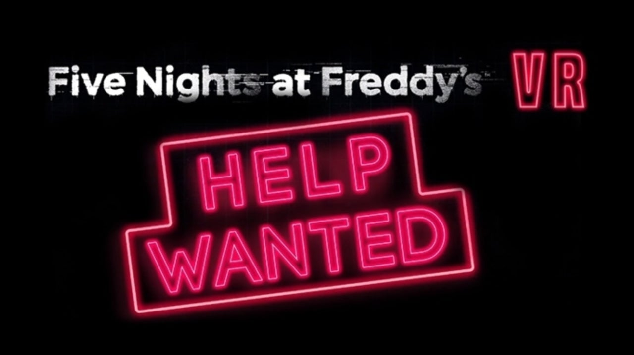 'Five Nights at Freddy's VR: Help Wanted' Revealed for PlayStation VR
