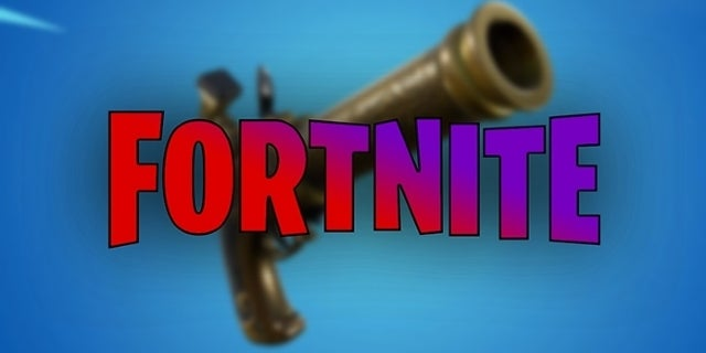 Fortnite Leaked Flint-Knock Pistol