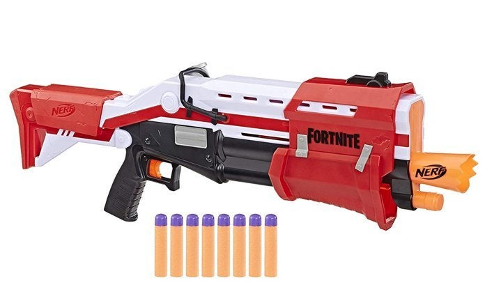 The Nerf 'Fortnite' TS Blaster is Available to Pre-Order Now