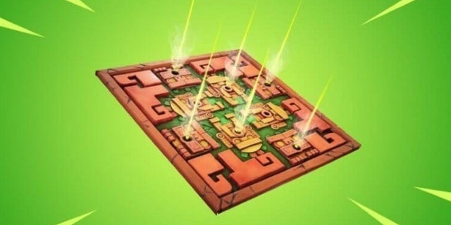 Fortnite Poison Trap
