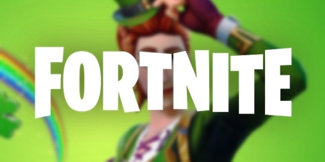 Fortnite St Patrick's Day