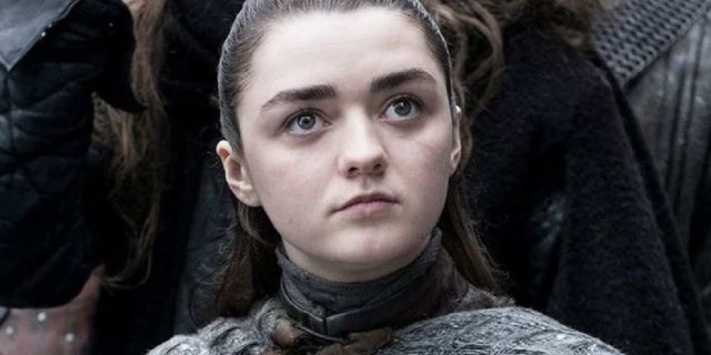 game of thrones arya stark battle of winterfell